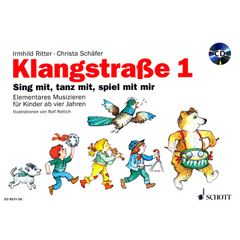 Schott Klangstraße 1+CD