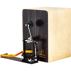 Ortega OSTBC-BU Stomp Box Cajon Set