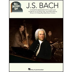 Hal Leonard All Jazzed UP J.S.Bach