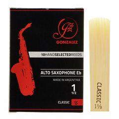 Gonzalez Alto Sax Reed Classic 2