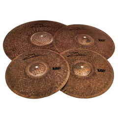 Zultan Raw Cymbal Set