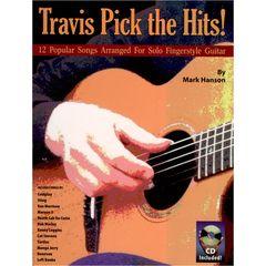 Hal Leonard Travis Pick The Hits