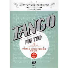 Edition Dux Tango For Two T-Sax