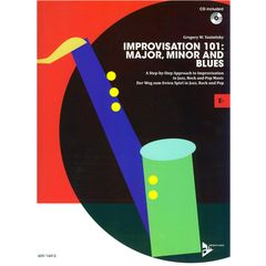 Advance Music Improvisation 101 Eb