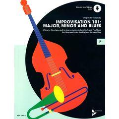 Advance Music Improvisation 101 Bass Clef