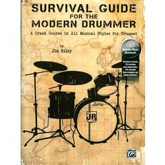 Alfred Music Publishing Survival Guide Modern Drummer