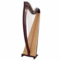Lyon & Healy Ogden Lever Harp 34 Str. MA
