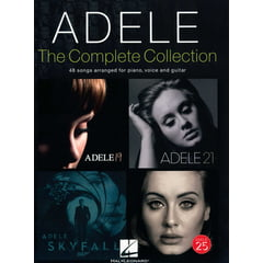 Wise Publications Adele: The Complete Collection