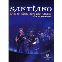 Holzschuh Verlag Santiano Accordion