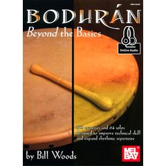 Mel Bay Bodhran: Beyond The Basics