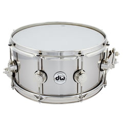 """DW 13""""x6,5"""" Stainless Steel Snare"""