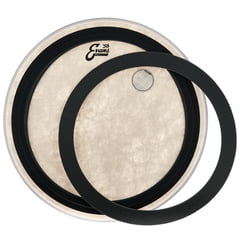 "Evans 22"" EMAD Calftone Bass Drum"