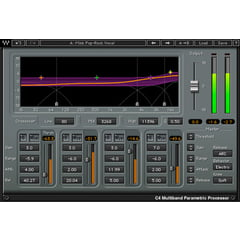 Waves C4 Multiband Compressor