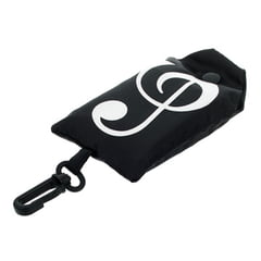 agifty Mini Shopper G-Clef Black