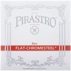 Pirastro Flat Chromesteel Solo Bass H3B