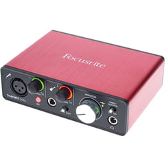 Focusrite Scarlett Solo 2nd Gen B-Stock