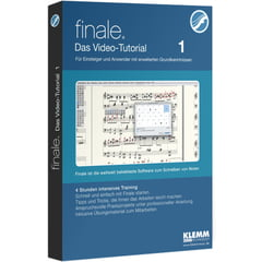 Klemm Music Finale Video Tutorial 1