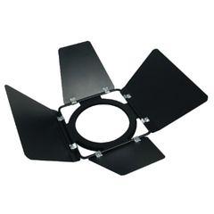 Varytec barndoor for PAR 30 black