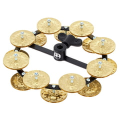Meinl HTHH2B-BK Hi-Hat Tambourine