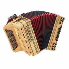 Zupan Eco4/III Harmonika GCFBb Alder
