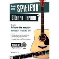 Jenschmedia Spielend Gitarre lernen