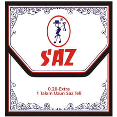 Saz 652B Long Neck Saz Str. Extra