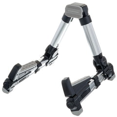 Millenium Uke A-Stand Flex Silver