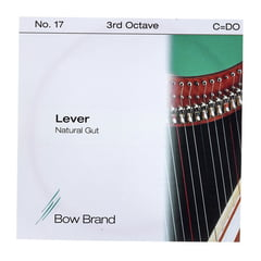 Bow Brand NG 3rd C Gut Harp String No.17