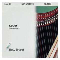 Bow Brand NG 5th C Gut Harp String No.31