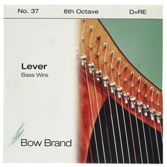 Bow Brand BW 6th D Harp Bass Wire No.37
