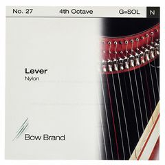 Bow Brand Lever 4th G Nylon String No.27