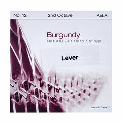 Bow Brand Burgundy 2nd A Gut Str. No.12