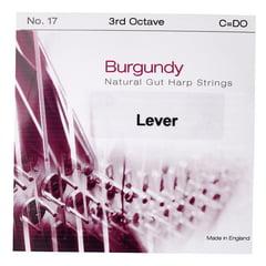 Bow Brand Burgundy 3rd C Gut Str. No.17