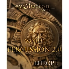 Evolution Series World Percussion Europe