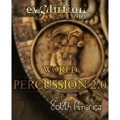 Evolution Series World Percussion South America