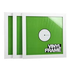 """Glorious 12"""" Vinyl Frame Set White"""