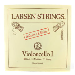 Larsen Cello String A Soloist Soft