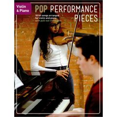 Chester Music Pop Performance Pieces Violin