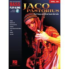 Hal Leonard Bass Play-Along Jaco Pastorius