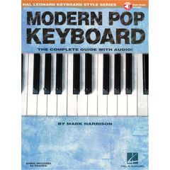 Hal Leonard Modern Pop Keyboard