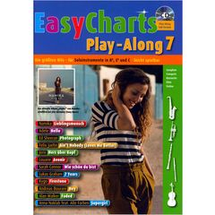 Music Factory Easy Charts 7 Play-Along