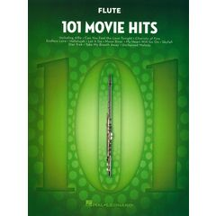 Hal Leonard 101 Movie Hits For Flute