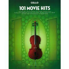 Hal Leonard 101 Movie Hits for Cello