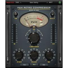 Plug And Mix Retro Compressor