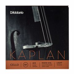 Kaplan KS510 4/4L Cello Strings Light