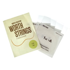 Worth Strings CM Concert/Soprano Ukulele Set