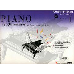Hal Leonard Piano Adventures D Vol.1 1/2