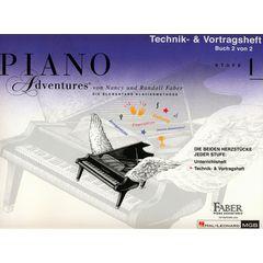 Hal Leonard Piano Adventures D Vol.1 2/2