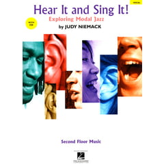 Hal Leonard Hear It And Sing It! Jazz