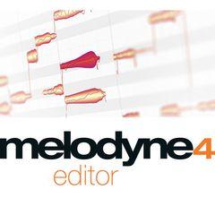 Celemony Melodyne 4 editor Update
